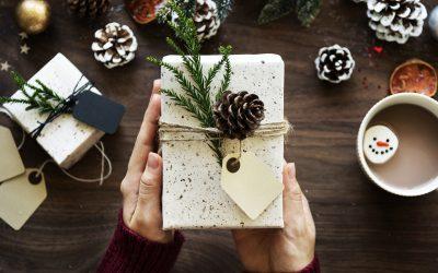 Sådan bliver du bedre til at finde på gaveideer