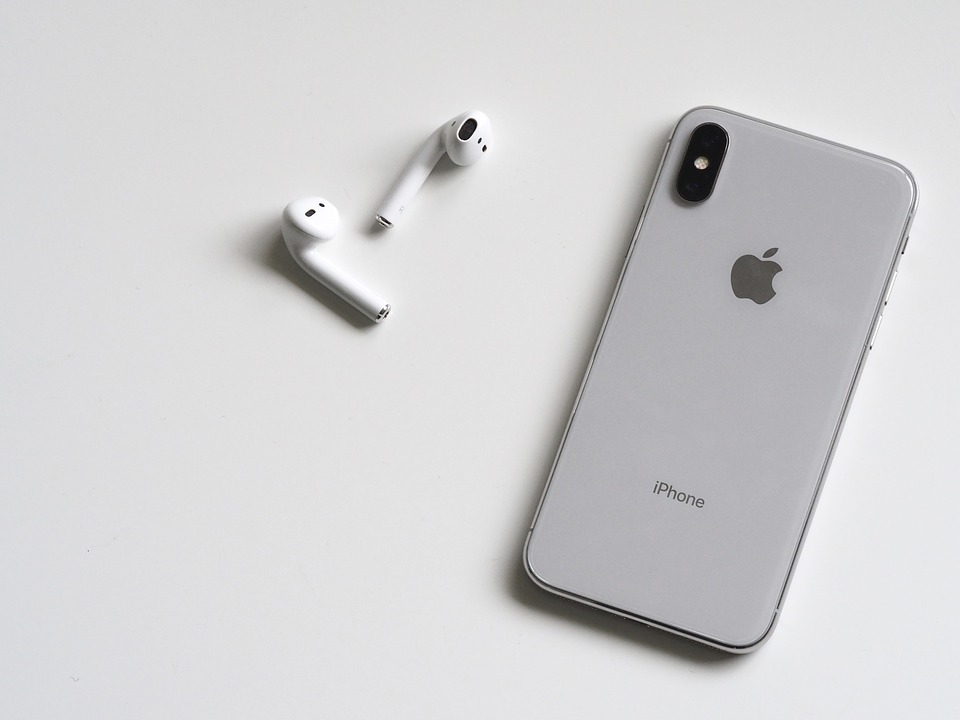 Iphone og airpods
