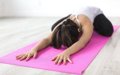 Sådan får du råd til den perfekte yogamåtte