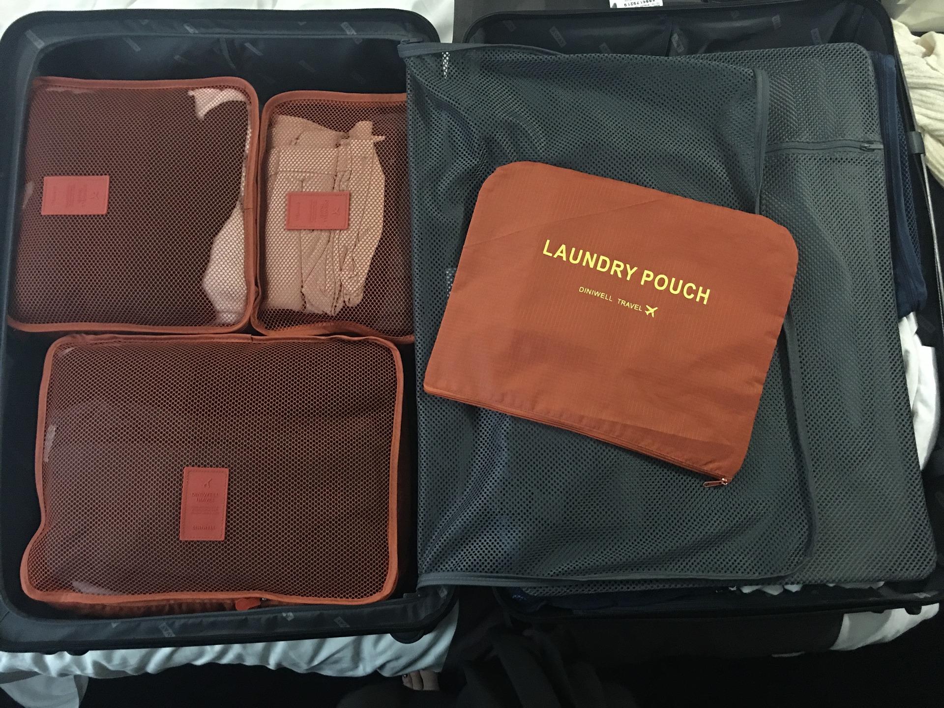 Pakning til rejse