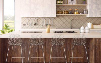 Få mere plads og bedre rammer i dit køkken